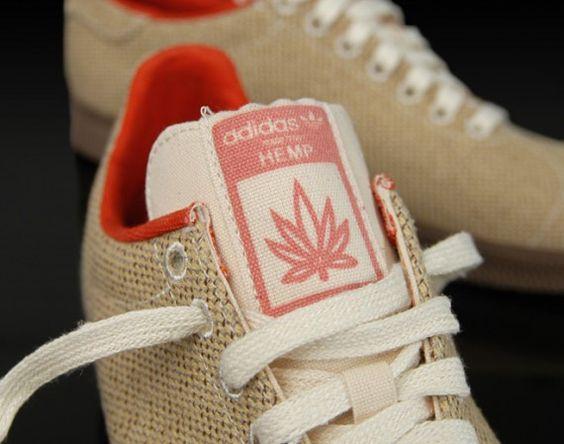 adidas hemp shoes