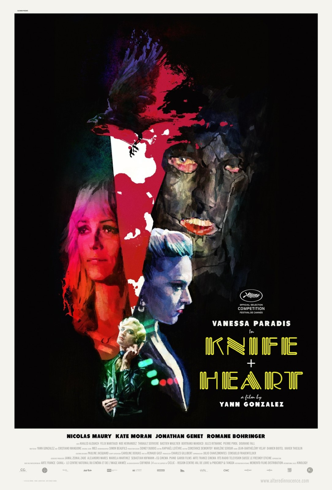 Knife + Heart