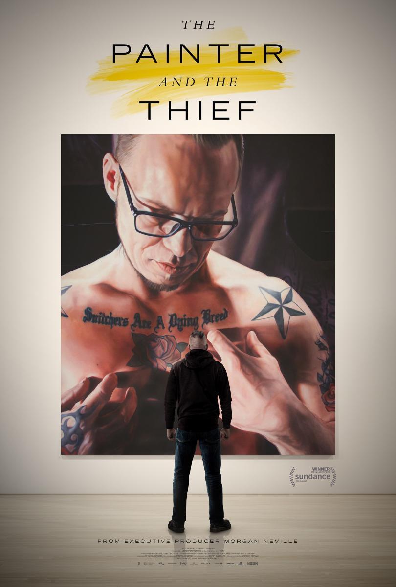 La pintora y el ladrón