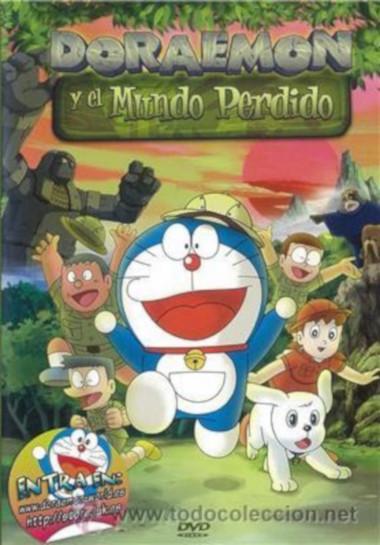 Doraemon: Mundu galduta