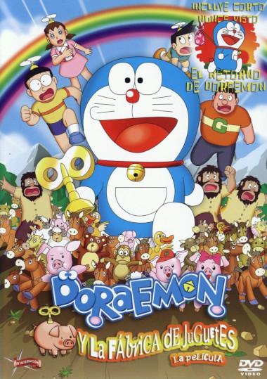Doraemon: Jostailuzko fabrika