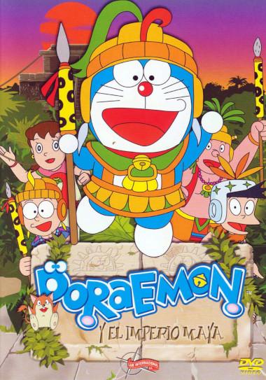 Doraemon: Maya imperioa