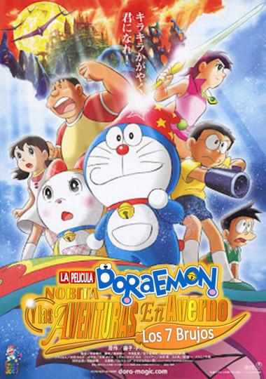 Doraemon: Zazpi maguak