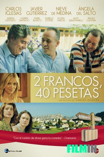 2 Francos, 40 Pesetas