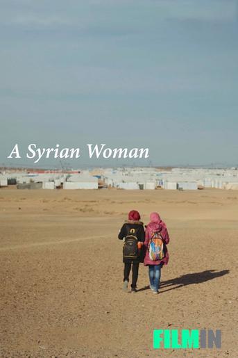 A syrian woman