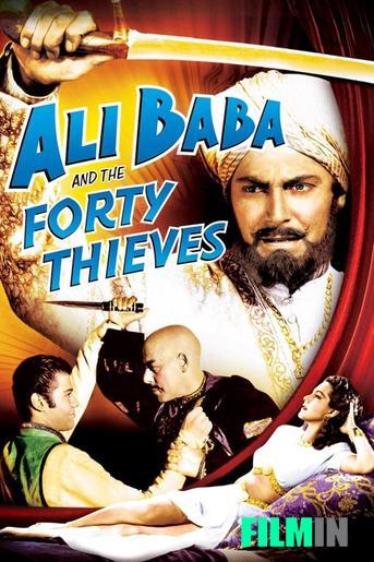 Alí Babá y los cuarenta ladrones