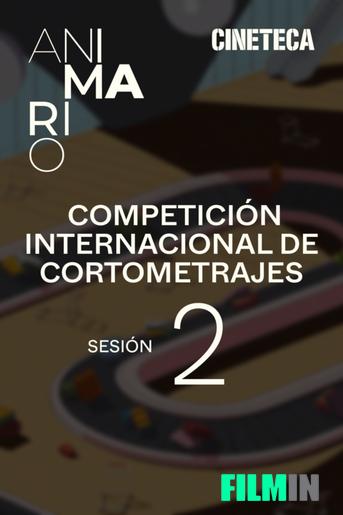 Animario: Competición Internacional de Cortometrajes II