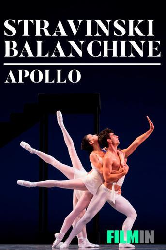 Apollo de Stravinsky y Balanchine