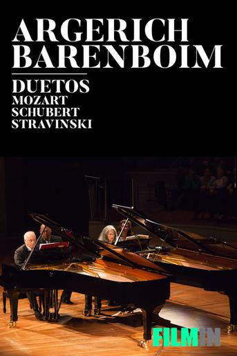 Argerich y Barenboim: Piano Duos