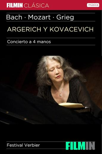 Argerich y Kovacevic