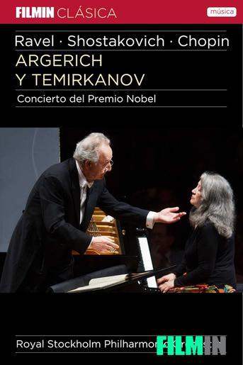 Argerich y Temirkanov