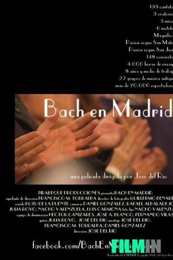 Bach en Madrid