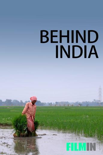 Behind India