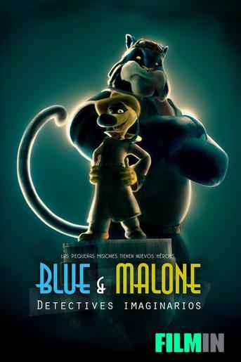 Blue & Malone, Detectives imaginarios