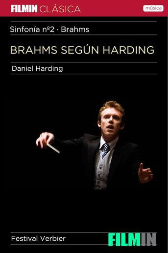 Brahms según Harding