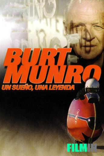 Burt Munro, un sueño, una leyenda