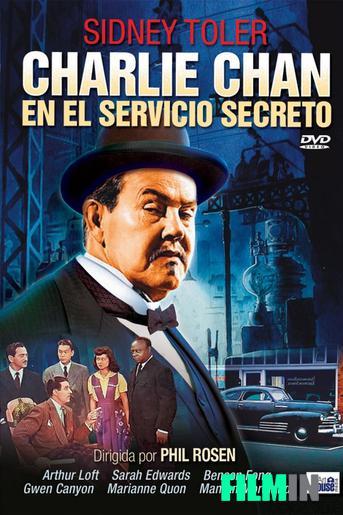 Charlie Chan en el Servicio Secreto