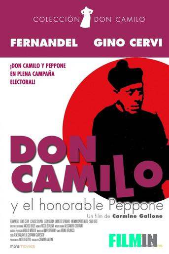 Don Camilo y el honorable Peppone