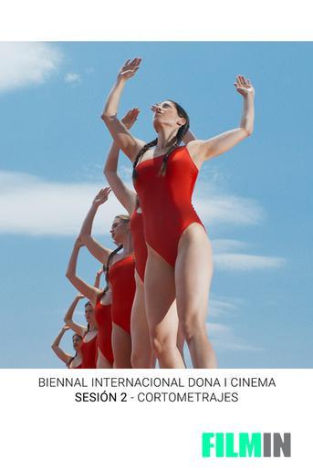 Dona i Cinema Cortos: Sesión 2