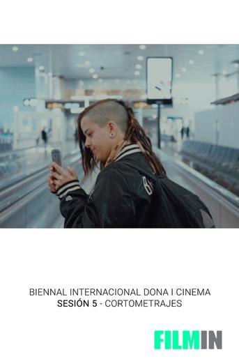 Dona i Cinema Cortos: Sesión 5