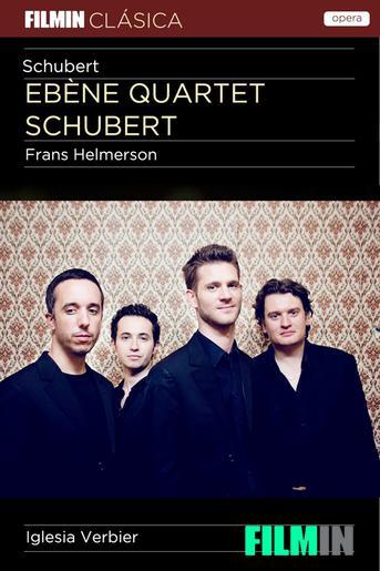 Ebène Quartet Schubert
