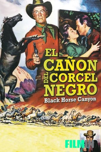 El cañón del corcel negro
