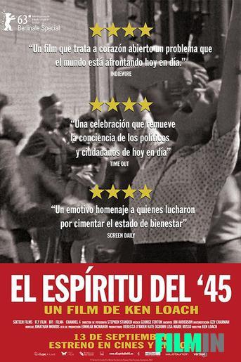 El espíritu del 45