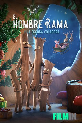 El Hombre Rama y la Escoba Voladora