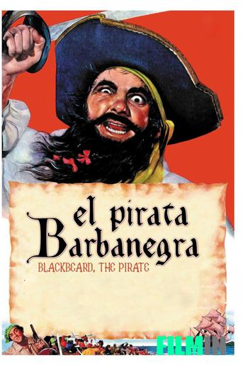 El pirata Barbanegra