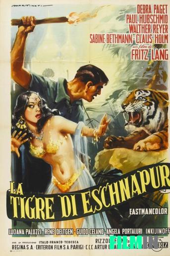 El tigre de Esnapur