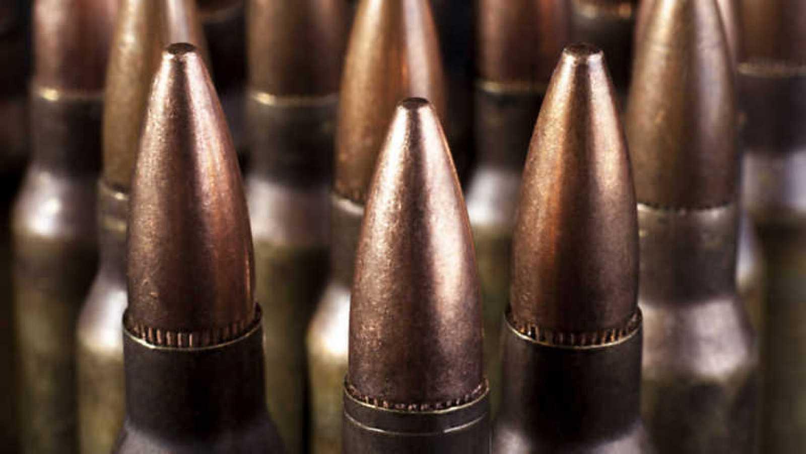 El mercadeo de las armas