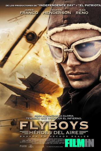 Flyboys, Héroes del Aire