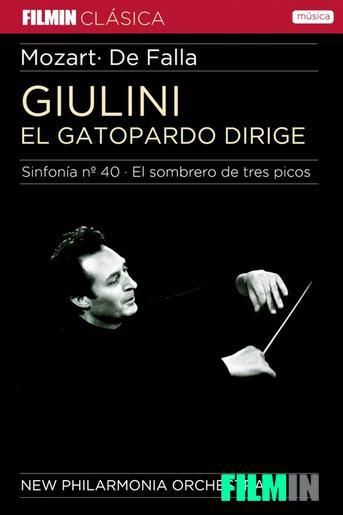 Giulini, un gatopardo frente a Mozart y De Falla