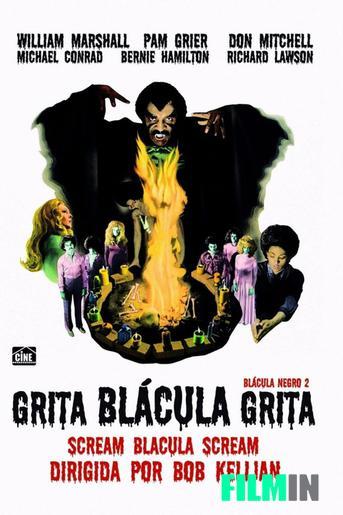 Grita Blácula Grita (Blácula Negro 2)