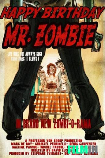 Happy Birthday Mr. Zombie