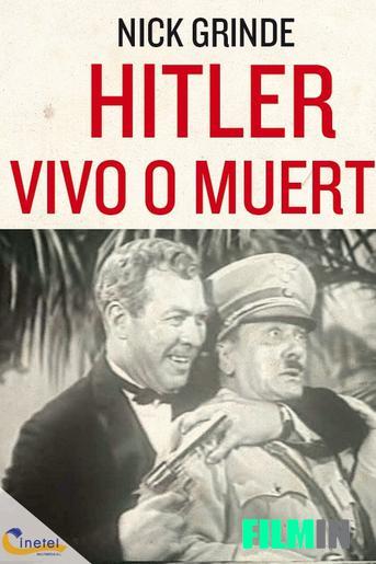 Hitler, vivo o muerto