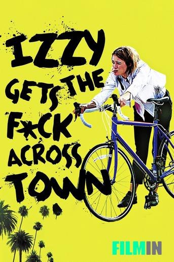 Izzy get's the f* across town