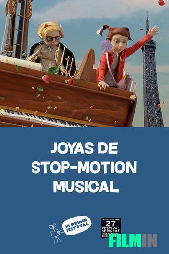 Joyas del Stop-Motion Musical