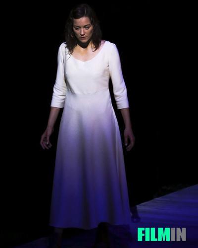 Juana de Arco en la hoguera