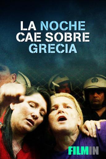 La noche cae sobre Grecia