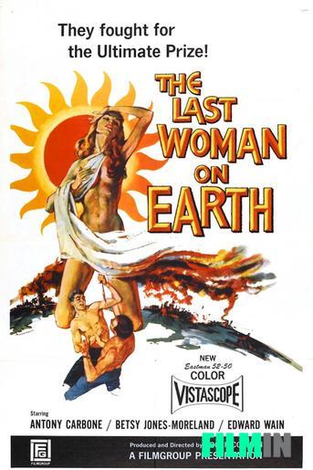 La última mujer sobre tierra