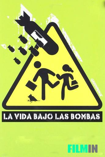 La vida bajo las bombas