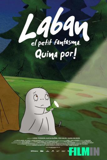 Laban, el petit fantasma. Quina por!