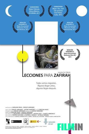 Lecciones para Zafirah