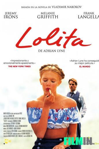 Lolita, de Adrian Lyne