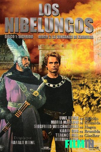 Los Nibelungos 1: La Muerte de Sigfrido (1967)