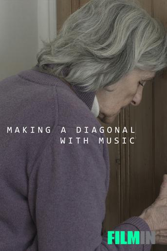 Making a diagonal with music