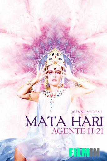 Mata Hari, Agente H21