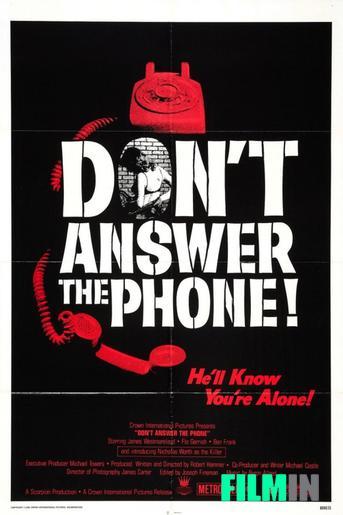 No responda al teléfono