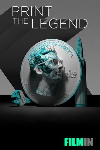 Print the legend: la revolución en 3D